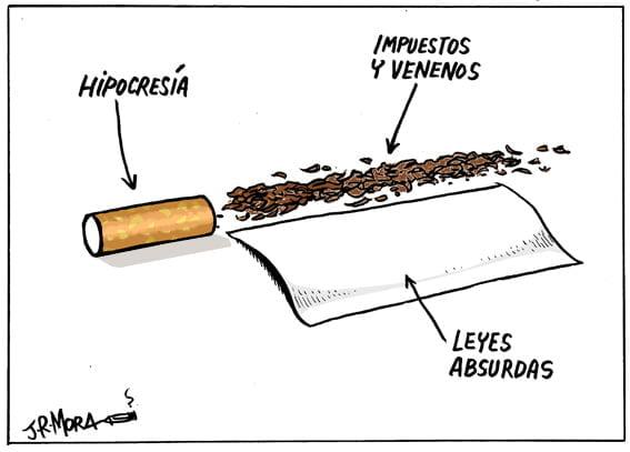 Anatomía de un cigarro