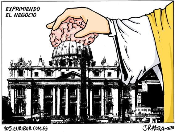 Respeto a las hostias: J. R. Mora