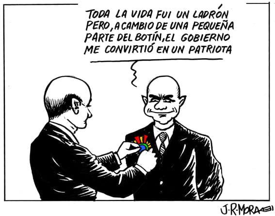 J.R. Mora