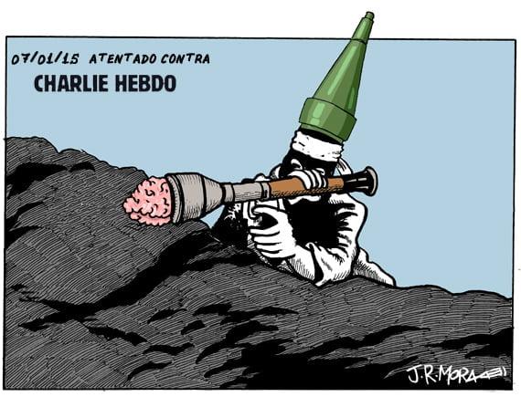 Segundo aniversario del atentado contra la revista Charlie Hebdo