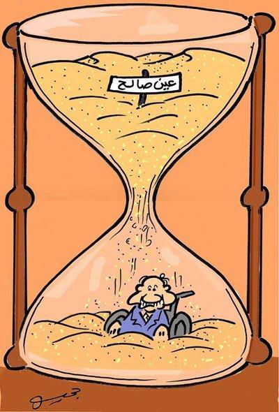 Detienen a un dibujante por satirizar a políticos y militares argelinos