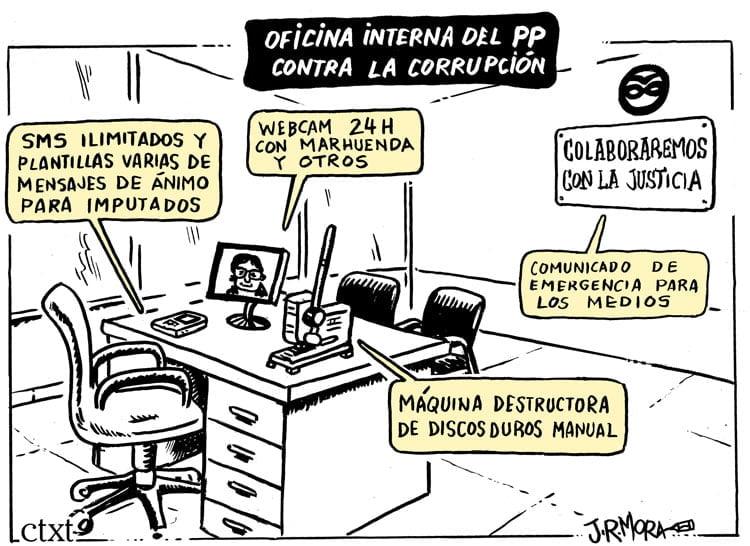 oficina interna corrupción pp