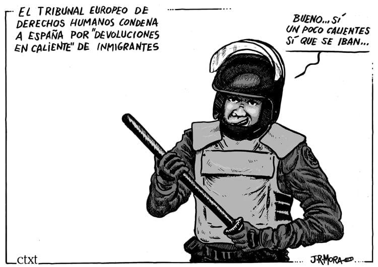 Brote de derechos humanos