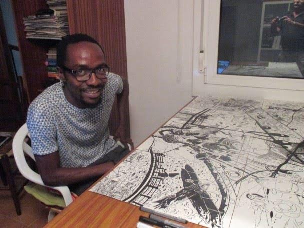 Guinea Ecuatorial, el dibujante Ramón Esono es liberado tras pasar casi medio año en la cárcel 0