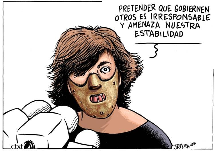 Rajoy a la calle