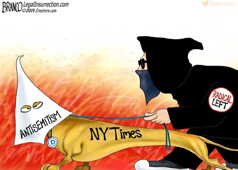 The New York Times se disculpa y retira una viñeta sobre Trump y Netanyahu 3