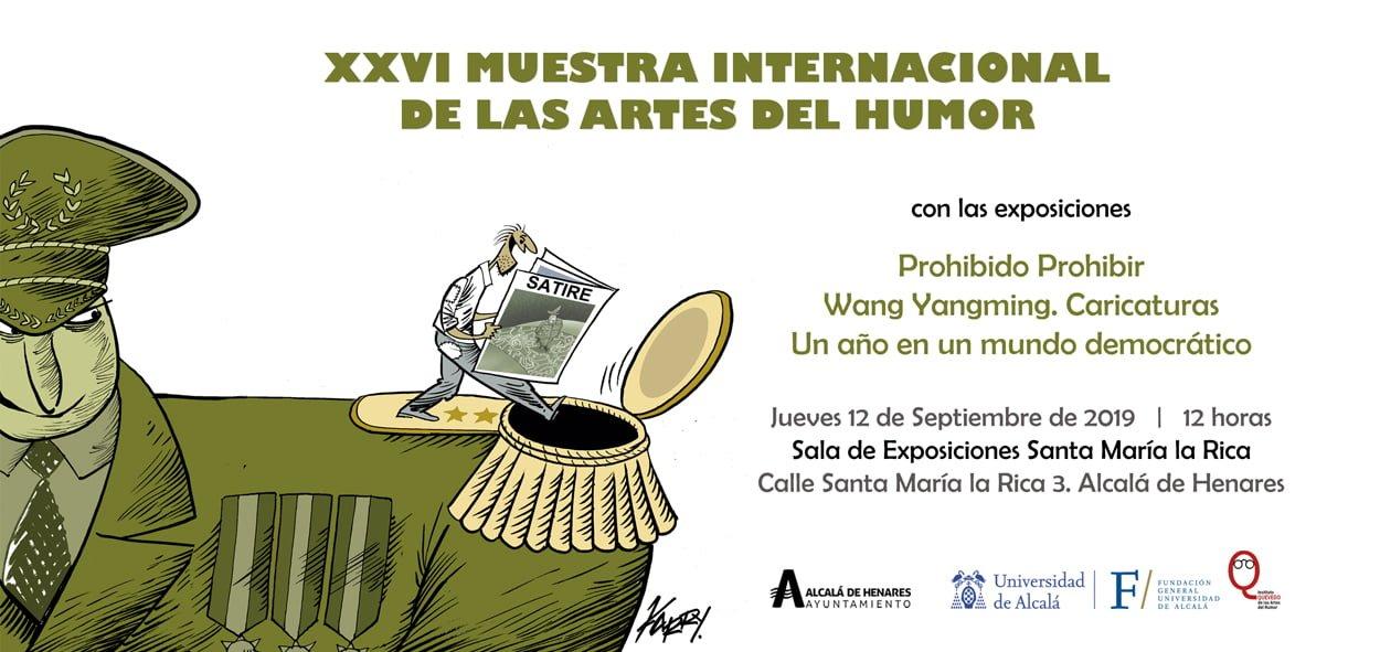 XXVI Muestra Internacional de las Artes del Humor 1
