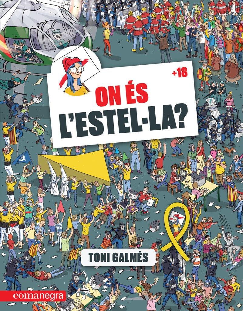 Toni Galmés, primer ilustrador imputado de 2020 por unos dibujos