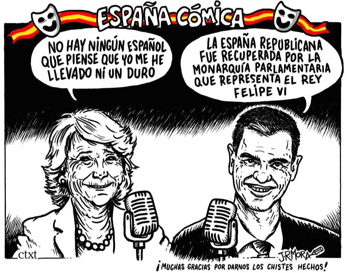 España cómica