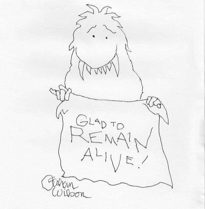 Gahan Wilson, entre el humor y la demencia