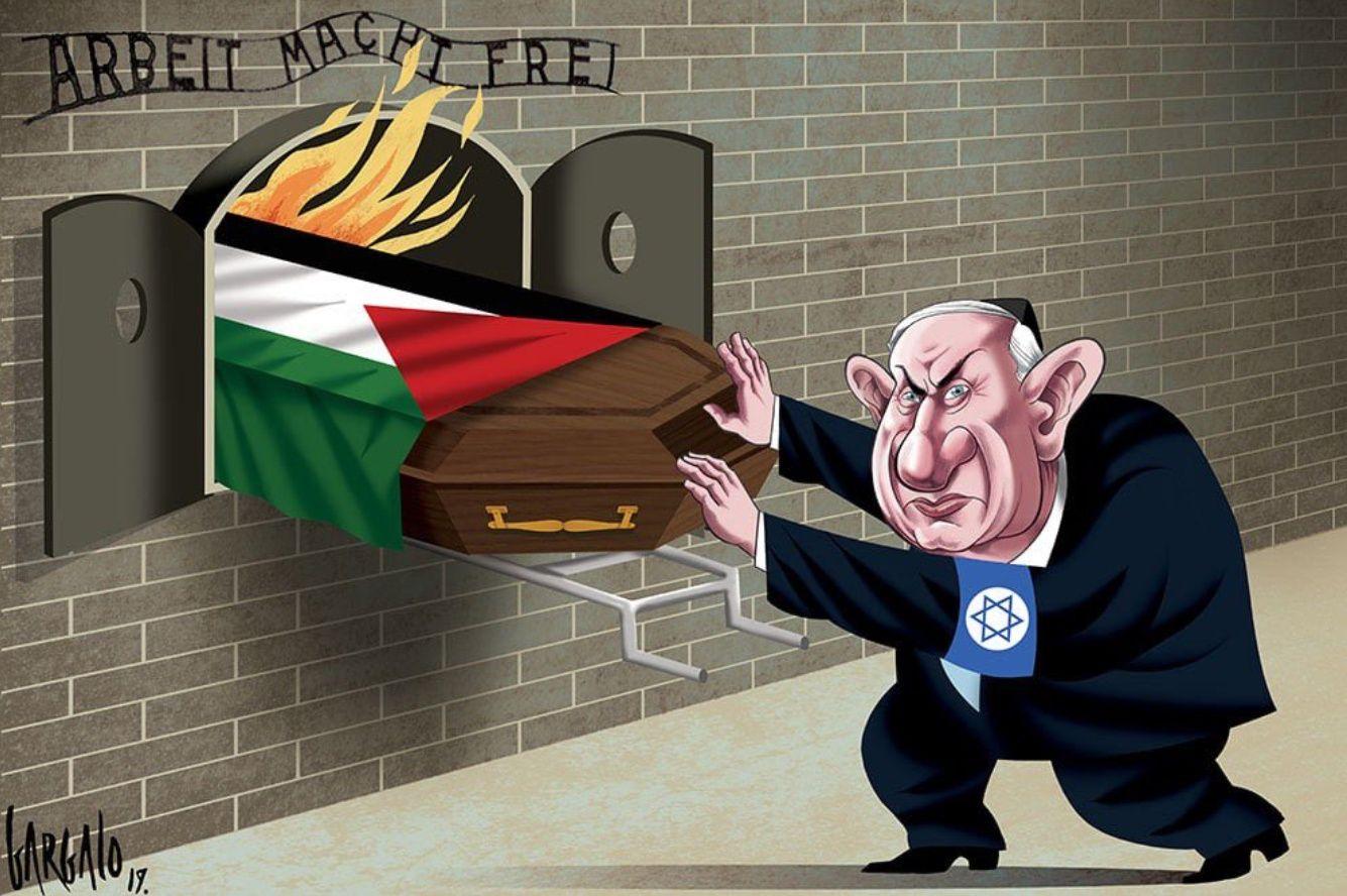 Una organización israelí exige el despido de un dibujante portugués por antisemitismo