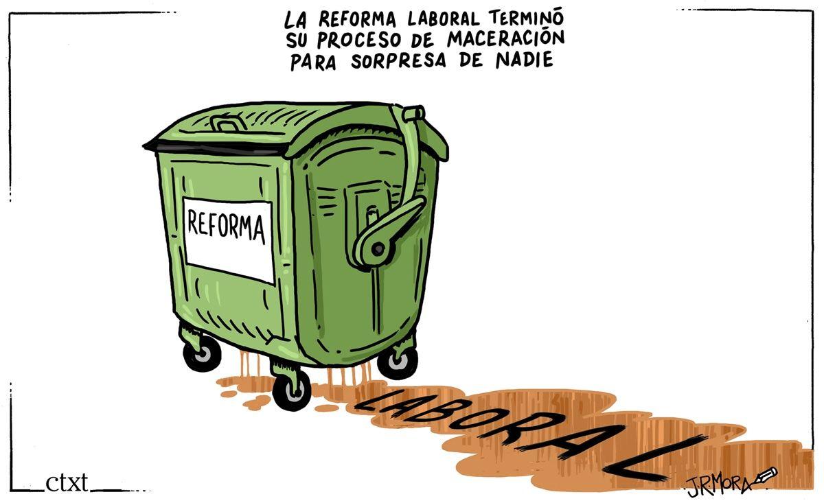 Reformilla laboral