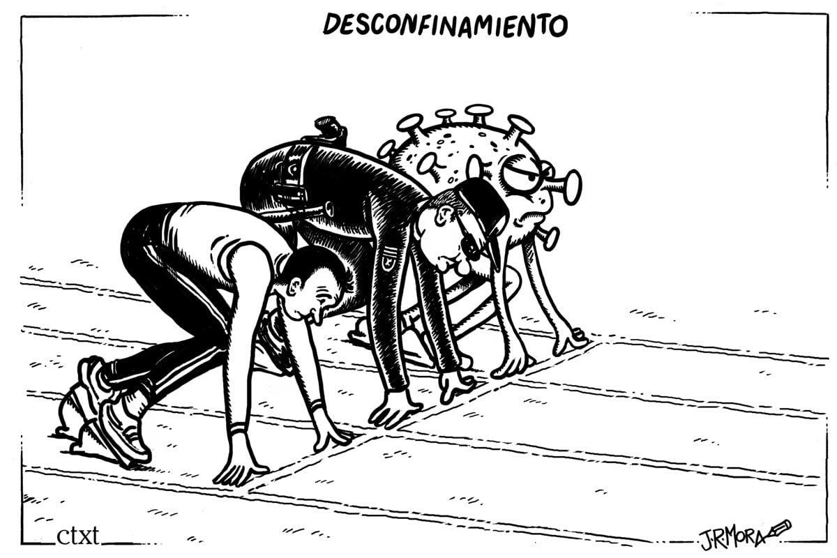 Desconfinamiento