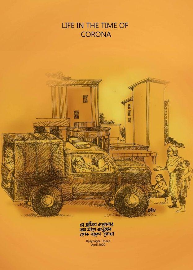 Dibujante detenido por criticar al gobierno de Bangladesh