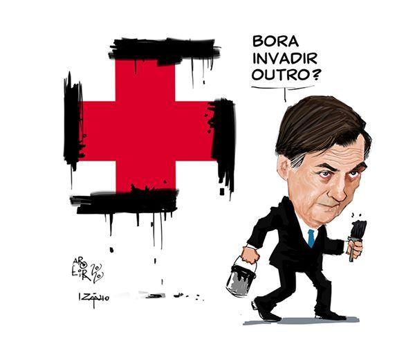 Dibujantes brasileños defienden a un compañero amenazado por el gobierno de Bolsonaro 23