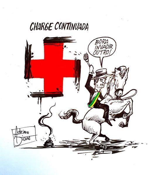 Dibujantes brasileños defienden a un compañero amenazado por el gobierno de Bolsonaro 42