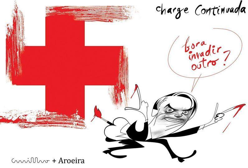 Dibujantes brasileños defienden a un compañero amenazado por el gobierno de Bolsonaro 40