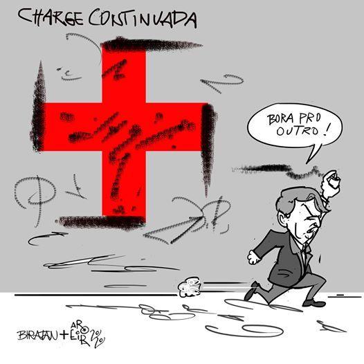 Dibujantes brasileños defienden a un compañero amenazado por el gobierno de Bolsonaro 38