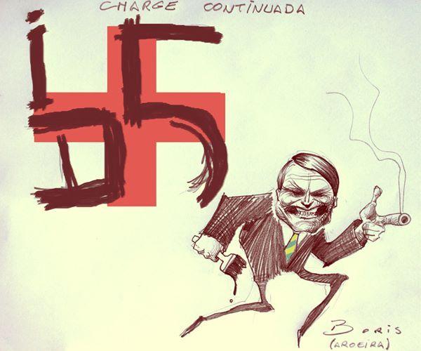 Dibujantes brasileños defienden a un compañero amenazado por el gobierno de Bolsonaro 37
