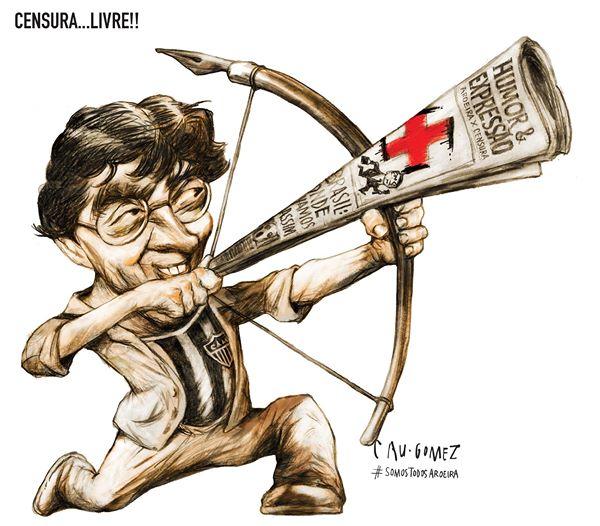 Dibujantes brasileños defienden a un compañero amenazado por el gobierno de Bolsonaro 29