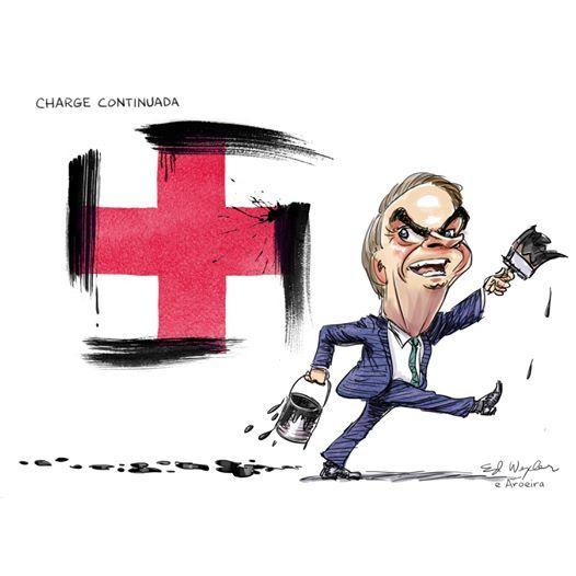 Dibujantes brasileños defienden a un compañero amenazado por el gobierno de Bolsonaro 32