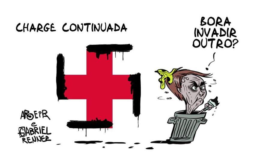 Dibujantes brasileños defienden a un compañero amenazado por el gobierno de Bolsonaro 27