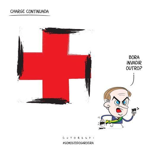 Dibujantes brasileños defienden a un compañero amenazado por el gobierno de Bolsonaro 24