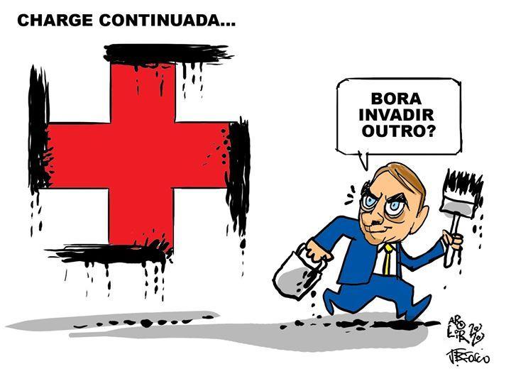 Dibujantes brasileños defienden a un compañero amenazado por el gobierno de Bolsonaro 22