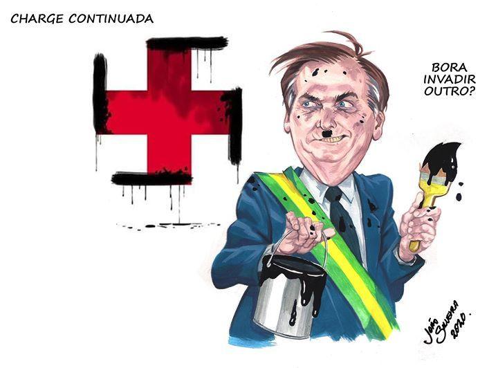 Dibujantes brasileños defienden a un compañero amenazado por el gobierno de Bolsonaro 20