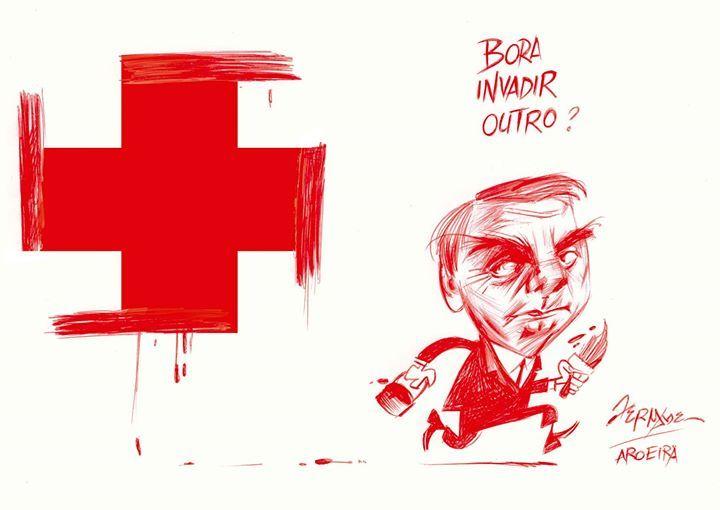 Dibujantes brasileños defienden a un compañero amenazado por el gobierno de Bolsonaro 14