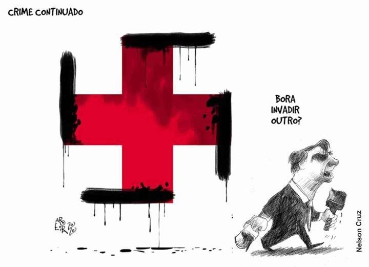 Dibujantes brasileños defienden a un compañero amenazado por el gobierno de Bolsonaro 11