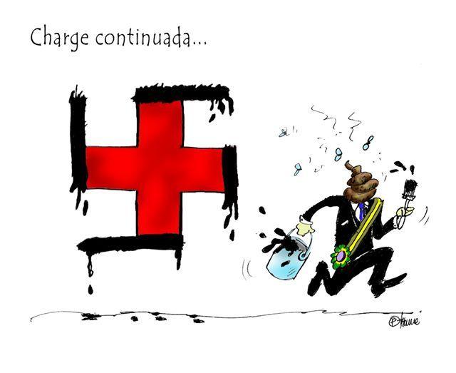 Dibujantes brasileños defienden a un compañero amenazado por el gobierno de Bolsonaro 9