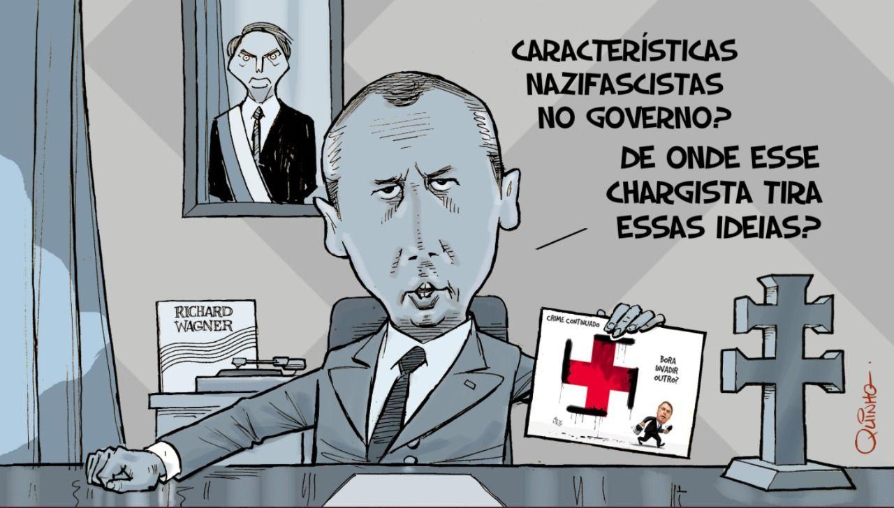 Dibujantes brasileños defienden a un compañero amenazado por el gobierno de Bolsonaro 7