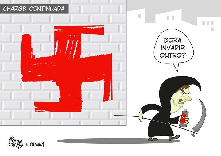 Dibujantes brasileños defienden a un compañero amenazado por el gobierno de Bolsonaro 5