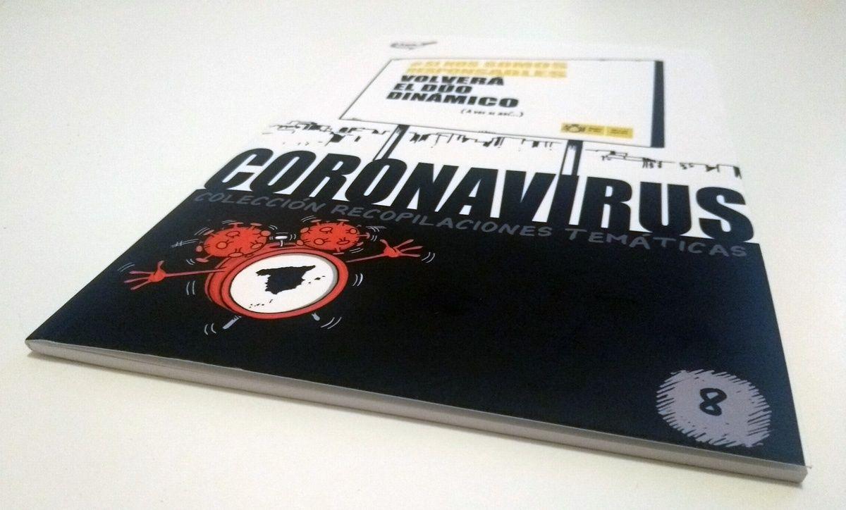 Coronavirus, viñetas de la pandemia. Versión papel