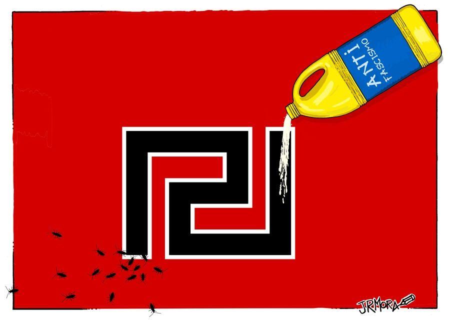 Amanecer Dorado, fascistas a la cárcel