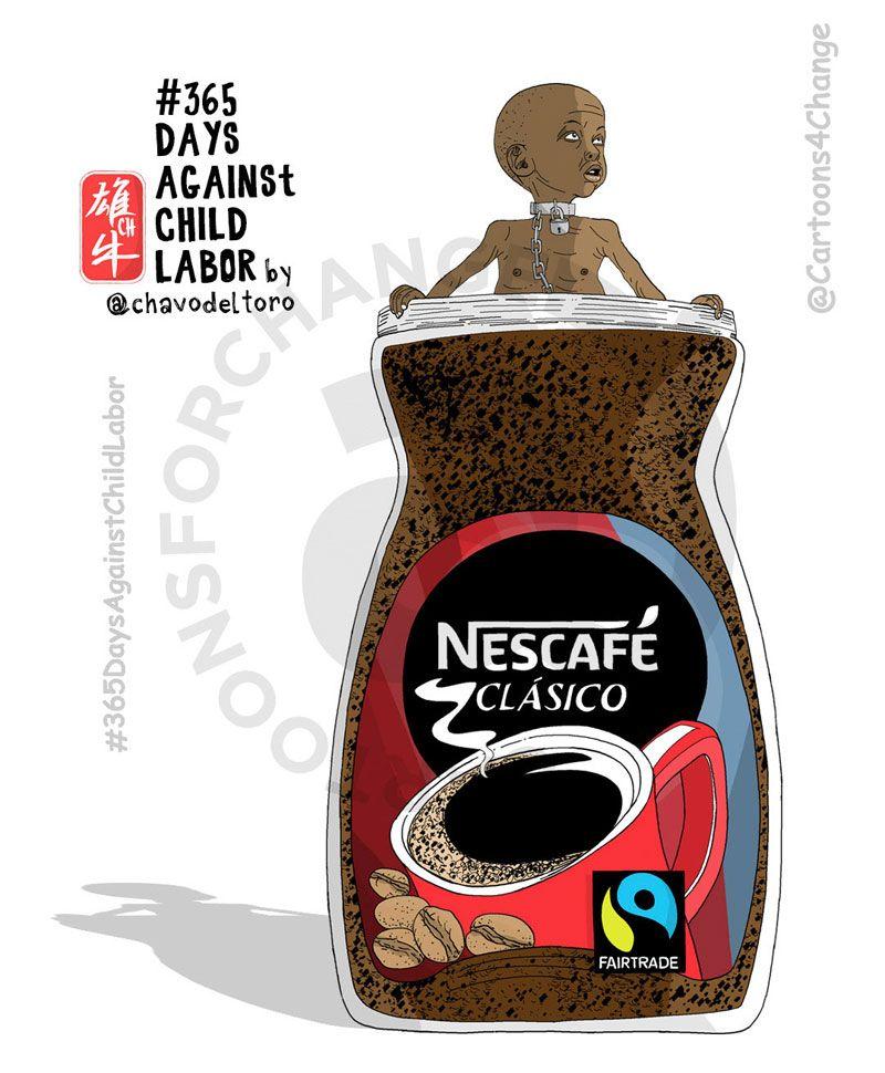 Cartoons for Change contra el trabajo infantil 2