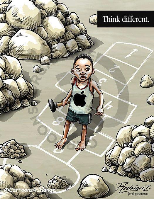 Cartoons for Change contra el trabajo infantil 1