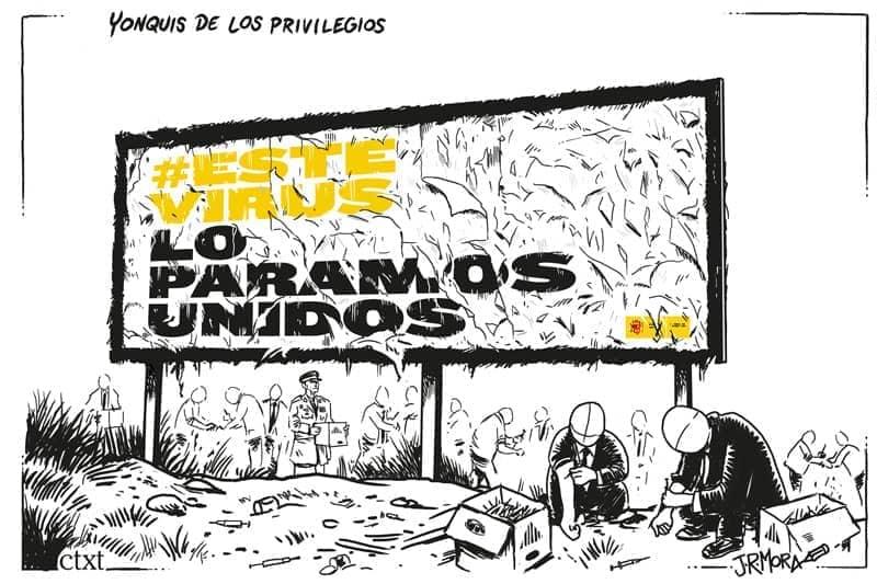Yonquis de los privilegios