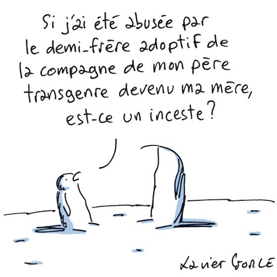 El dibujante Xavier Gorce rompe con Le Monde por disculparse por una viñeta