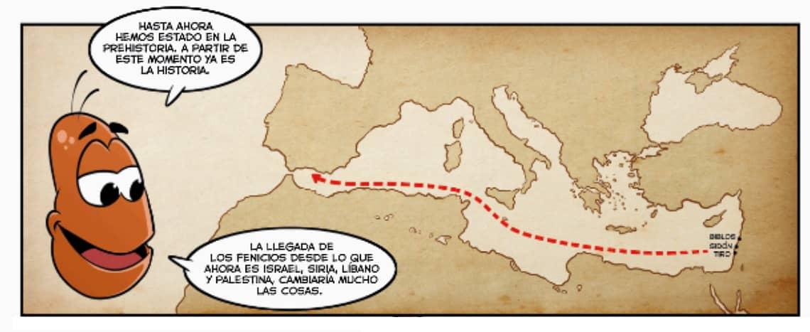 Los viajeros del tiempo de la Costa Tropical 12