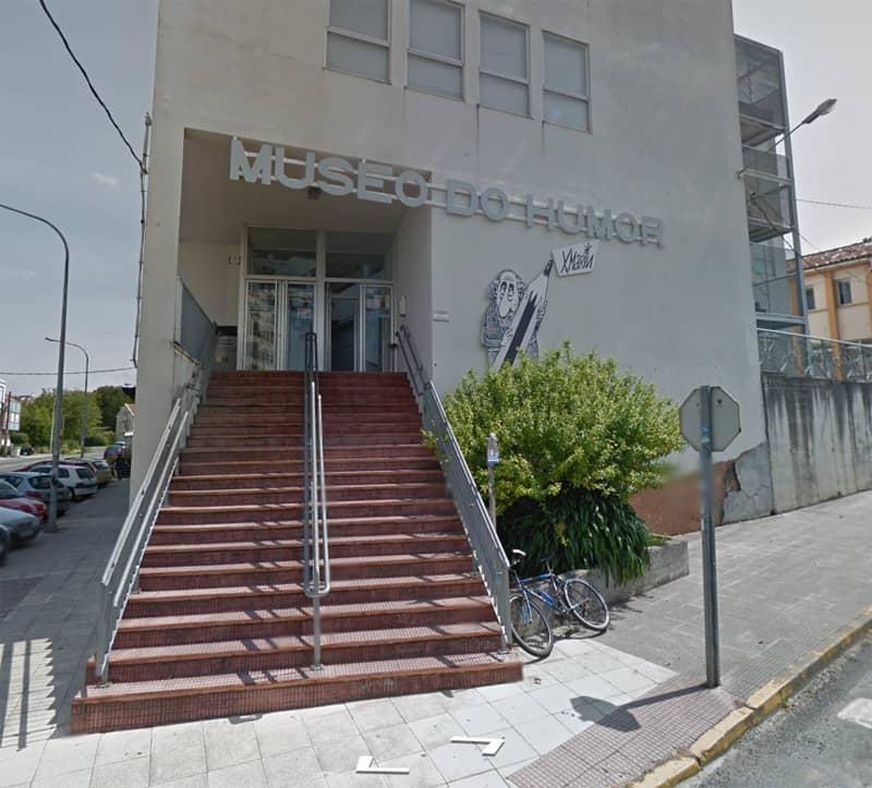 Museo del Humor de Fene, 37 años de viñetas 0