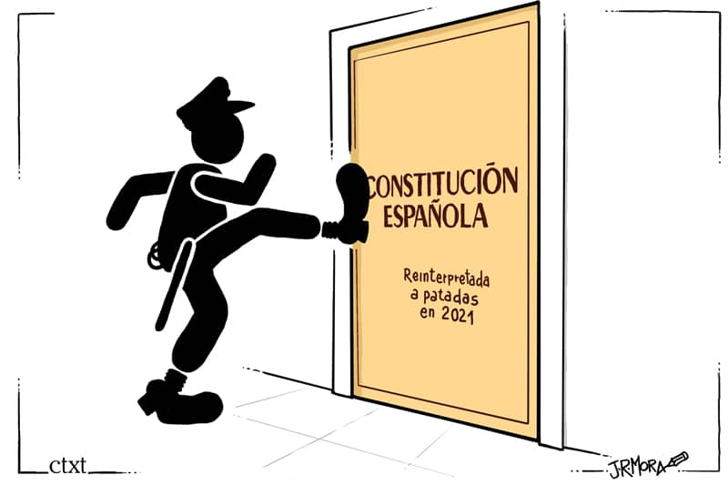 La Constitución reinterpretada