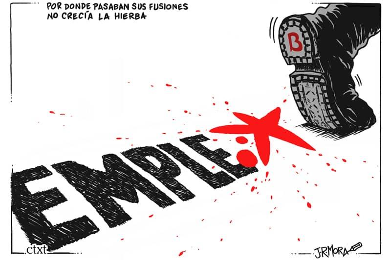 Destructores de empleo